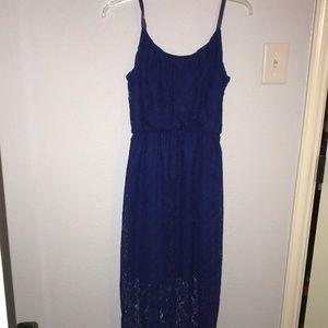 A dress worn once